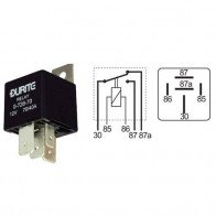 Durite - Relay Mini H/D Change Over 40/70 amp 12 volt Cd1 - 0-728-70