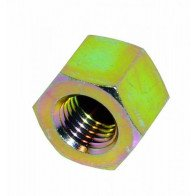 1x Bosch/Walbro/Hi Injection Pump Cap Nut (Cad Steel) (BFU201)