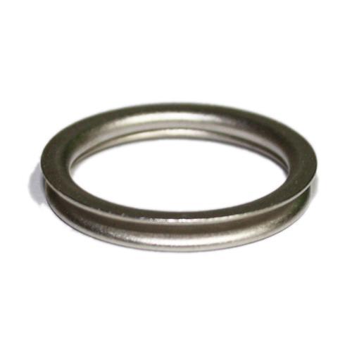 Image of 10x Budget Spark Plug Steel Crushable Washer Washers 14mm