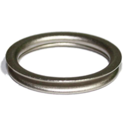 Image of 10x Budget Spark Plug Steel Crushable Washer Washers 18mm