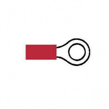 Durite 0-001-02 Terminal Red 5.30mm Ring Pack of 10