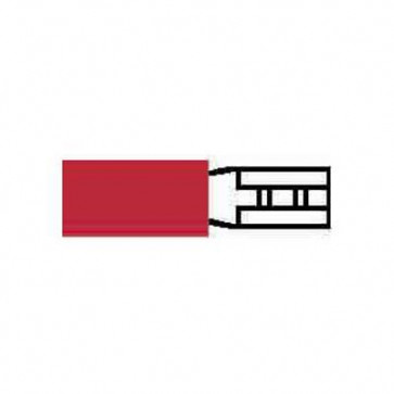 Durite 0-001-30 Terminal Red 2.80mm Push-on Pack of 10