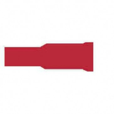 Durite 0-001-35 Terminal Red 4.00mm Recepticle Pack of 10