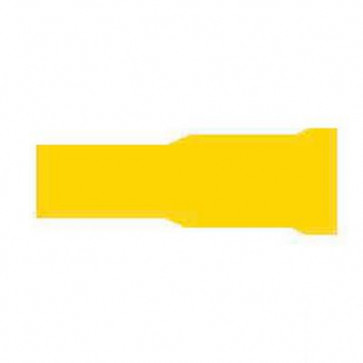 Durite 0-001-38 Terminal Yellow 5.00mm Recepticle Pack of 10