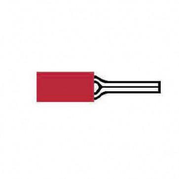 Durite 0-001-42 Terminal Red 1.90mm Diameter  Pin Pack of 10