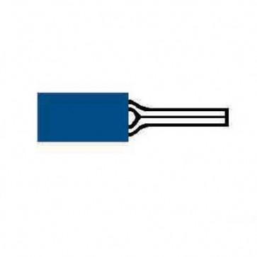 Durite 0-001-43 Terminal Blue 1.90mm Diameter Pin Pack of 10