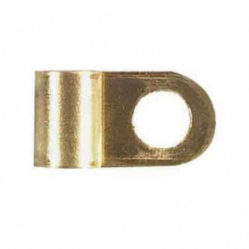 Durite 0-002-62 Terminal 9.5mm H/D Brass Pack of 5