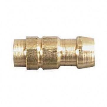 Durite 0-005-40 Nipple Brass Crimp Medium Pack of 10