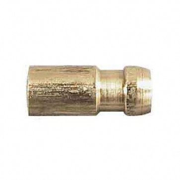 Durite 0-005-41 Nipple Brass Crimp Large Pack of 10