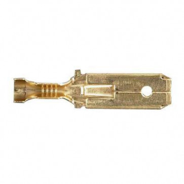 Durite 0-011-21 Terminal 6.30mm Blade with Lock Tag Pack of 10