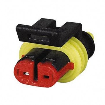 Durite - Superseal Connector 1.50mm Female 2 way Bg1 - 0-011-62