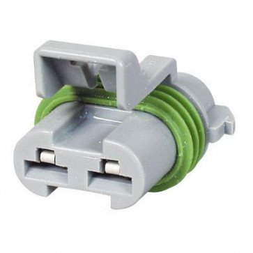 Durite - Superseal Connector 6.30mm Female 2 way Bg1 - 0-011-99