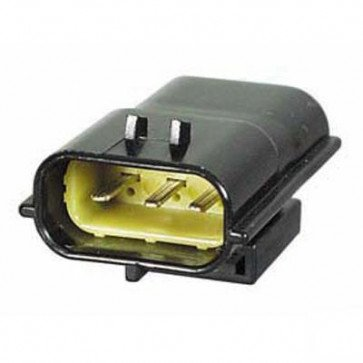 Durite - Econoseal Connector Male 3 way Bg1 - 0-012-43