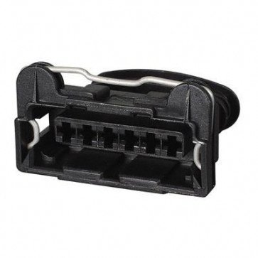 Durite - Junior Power Timer Connector Female 6 way Bg1 - 0-012-76