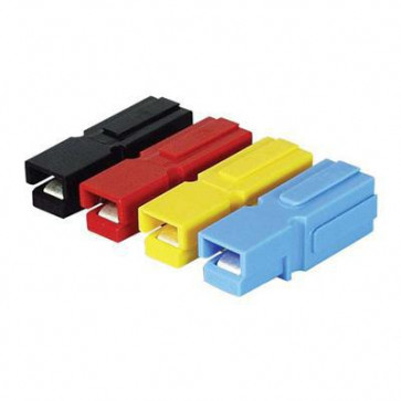Durite - Power Connector Black 1 way 30 amp Pk10 - 0-014-01
