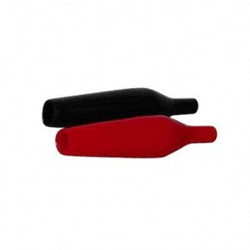 Durite - Sleeve Insulating Red and Black PVC Pk10 - 0-140-01