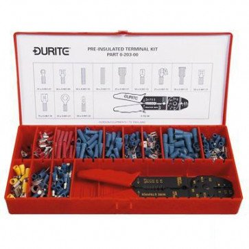 Durite - Terminal Kit Pre-insulated Bx1 - 0-203-00