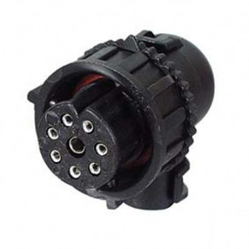 Durite - Connector 8 way Female 10 NW Bg1 - 0-326-58