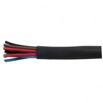 1 Metre Durite - Sleeving Black PVC 7.0mm  - 0-332-07
