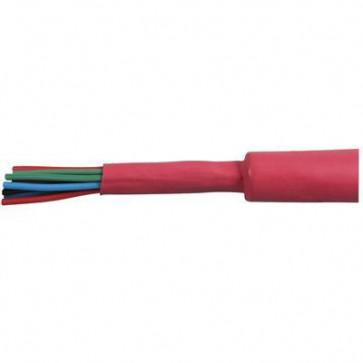 1 Metre Durite - Heatshrink Sleeving 25.4mm Red Polyolefin - 0-333-75
