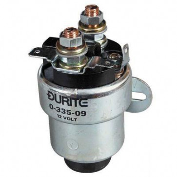 Durite - Solenoid Starter Replaces 76703 with Button 12 volt - 0-335-09