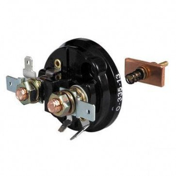 Durite - Solenoid Cap and Contact Set for M45G - 0-335-13