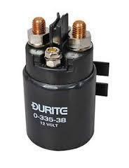 Durite - Solenoid Contiuous 150 amp 12 volt Bx1 - 0-335-38
