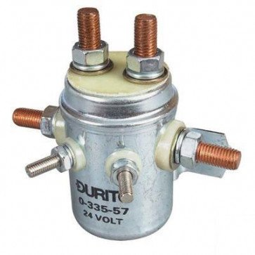 Durite - Solenoid Change Over 50 amp 24 volt - 0-335-57