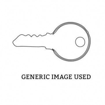 Durite - Replacement Ignition Key 14607 Bg1 - 0-351-59
