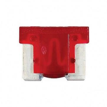 Durite - Fuse Low Profile Mini Blade Type Red 10 amp Pk10 - 0-371-10