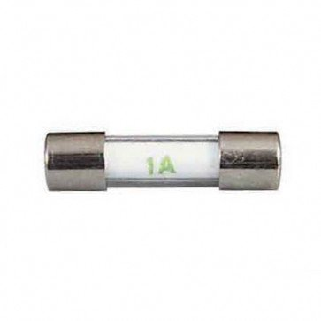 Durite - Fuse Radio 1 amp 20mm Glass Pk10 - 0-373-01