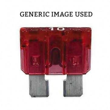 Durite - Fuse Blade Type Pink 4 amp Pk10 - 0-375-04