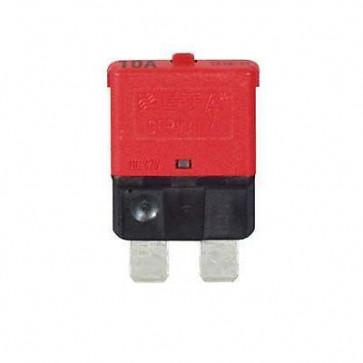 Durite - Circuit breaker 12/24 volt 10 amp Bg1 - 0-380-10