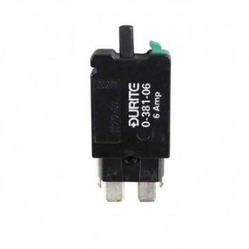 Durite - Circuit breaker 12/24 volt 15 amp Bg1 - 0-381-15