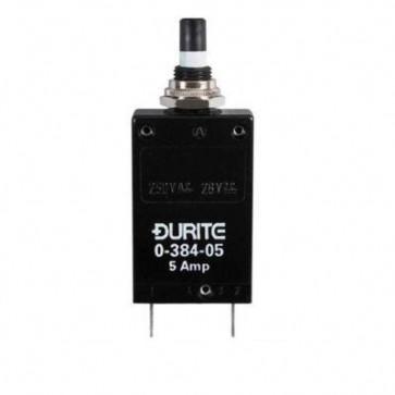 Durite - Circuit breaker 12/24 volt 5 amp Bg1 - 0-384-05