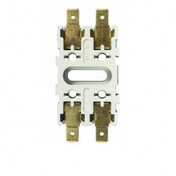 Durite - Base Mounting Blade Type with 6.3mm Lucars - 0-384-98