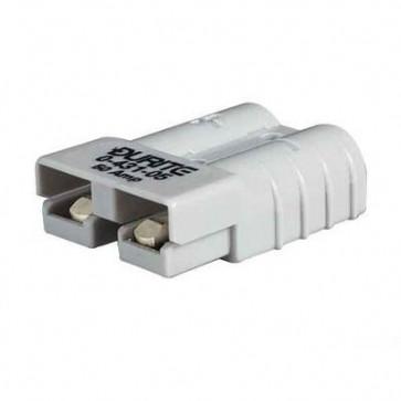 Durite - Connector 2 Pole High Current Grey 50 amp Bg1 - 0-431-05
