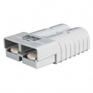 Durite - Connector 2 Pole High Current Grey 350 amp Bg1 - 0-431-35