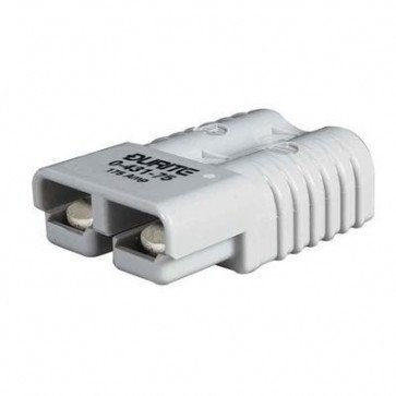 Durite - Connector 2 Pole High Current Grey 175 amp Bg1 - 0-431-75
