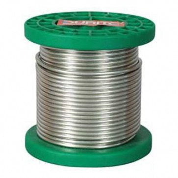 Durite - Solder Lead-Free Resin Cored 13 SWG Sn97 Cu3 1/2kg Reel - 0-455-63