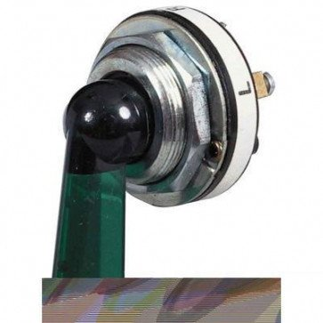 Durite - Switch 3 Position Indicator Illuminated 12 volt Bg1 - 0-484-00