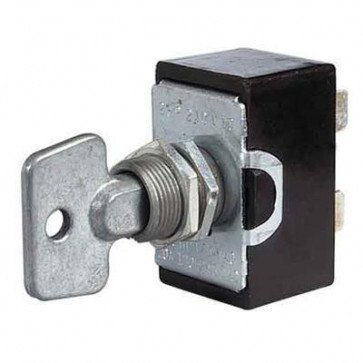 Durite - Switch On/Off Heavy Duty with two keys Bg1 - 0-495-60