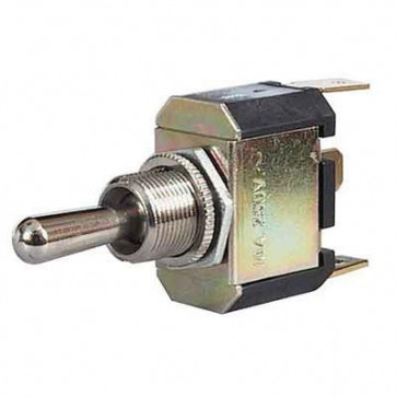Durite - Switch Flick 3 Way Momentary On/Off/Momentary On Metal Dolly Bg1 - 0-496-00