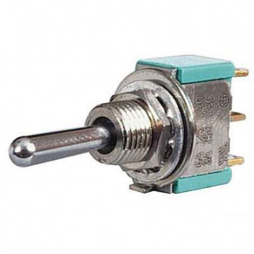 Durite - Switch Mini Flick 3 Way Momentary On/Off/Momentary On Bg1 - 0-496-60
