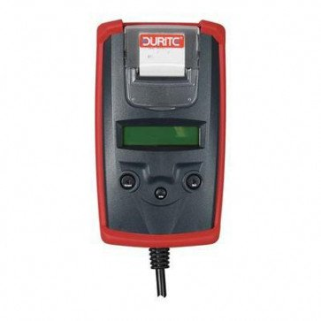 Durite - Battery Tester 6/12volt with Start/Charge Analyzer 12/24volt Cd1 - 0-524-72
