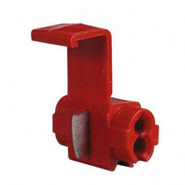Durite - Scotchlok Red Bx50 - 0-560-04