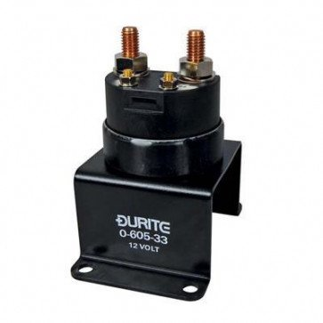 Durite - Battery Switch 300 amp 12 volt Remote Single Pole Bx1 - 0-605-33