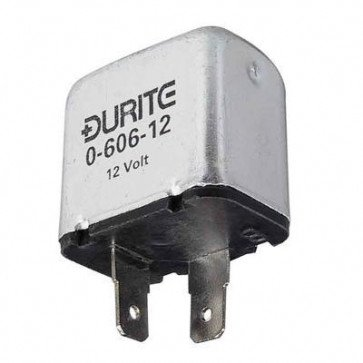 Durite - Flasher Unit 2 x 21 watt Popple Type 12 volt Cd1 - 0-606-12