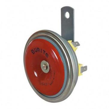 Durite - Horn Electronic Disc High Tone 24-48 volt Bx1 - 0-642-30