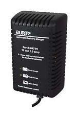 Durite - Battery Charger Plug-Top Automatic 24 volt 1.5 amp Cd1 - 0-647-04